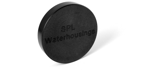 SPL Waterhousing Back Port Cap