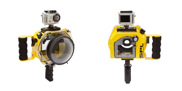 GoPro Accessories A-Series Water Housing Mount