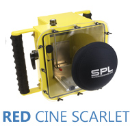 Red Cine Scarlet