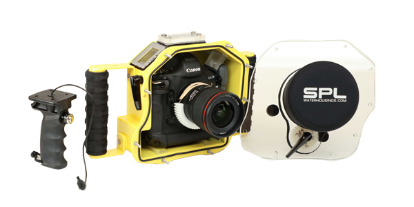 spl Canon 1dx Mark II Water Housing